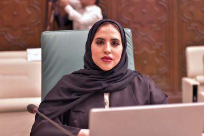 النقبي تفوز بمنصب نائب رئيس لجنة