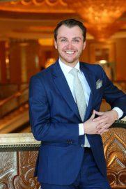 قصر الإمارات يعين توم كوجي مديراً جديداً لقسم الأغذية