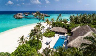 مساكن فاخرة مصممة في جزيرة فيلا الخاصة جزر المالديف