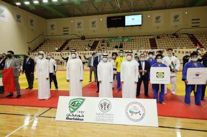 الفجيرة للفنون القتالية يحرز لقب بطولة اليوم الوطني للجودو