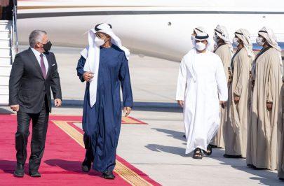 محمد بن زايد: الإمارات حريصة على تعزيز العلاقات التاريخية مع الأردن في مختلف المجالات
