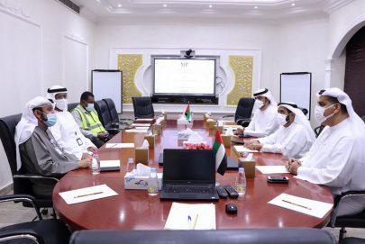 مجلس دبا الحصن يبحث احتياجات الأهالي من خدمات الطاقة مع