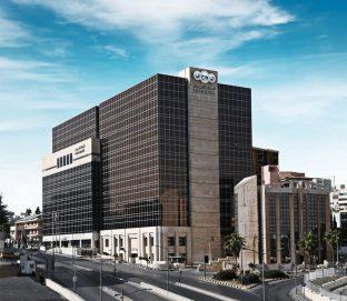 البنك العربي يحصد جوائز عالمية لخدمات الشركات في المنطقة