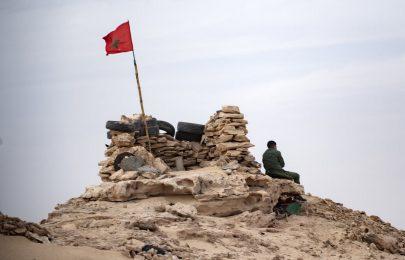 """مليشيات """"البوليساريو"""" تقصف الكركرات على الحدود المغربيّة الموريتانيّة"""