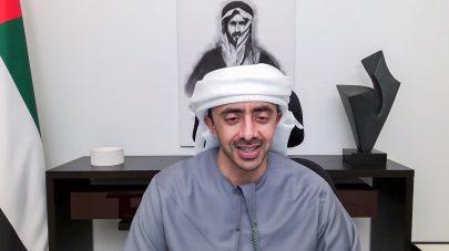 عبدالله بن زايد: الالتزام والوعي والتضافر وتبني العلم سبيلنا لتجنب تداعيات