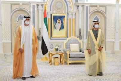 محمد بن راشد يتسلم أوراق اعتماد عدد من سفراء الدول الجدد المعينين لدى الدولة