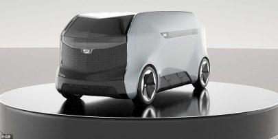 """""""جنرال موتورز"""" تعيد صياغة مفهوم النقل الشخصي لسنوات قادمة"""