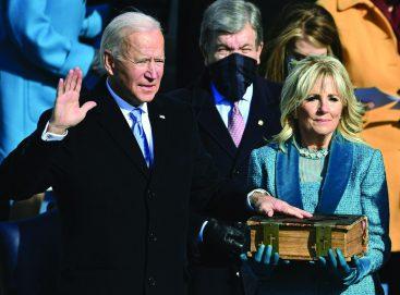 العالم يأمل بتعزيز التعاون مع الولايات المتحدة في عهد بايدن