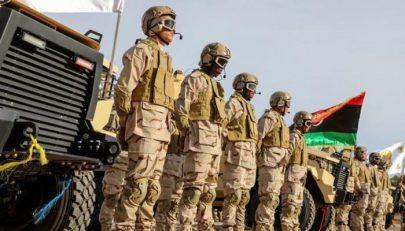 الليبيون يتمسكون بالخروج الفوري للقوات الأجنبية والمرتزقة