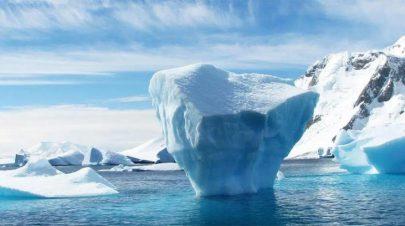 الأرض تفقد طبقة جليد بمساحة المملكة المتحدة