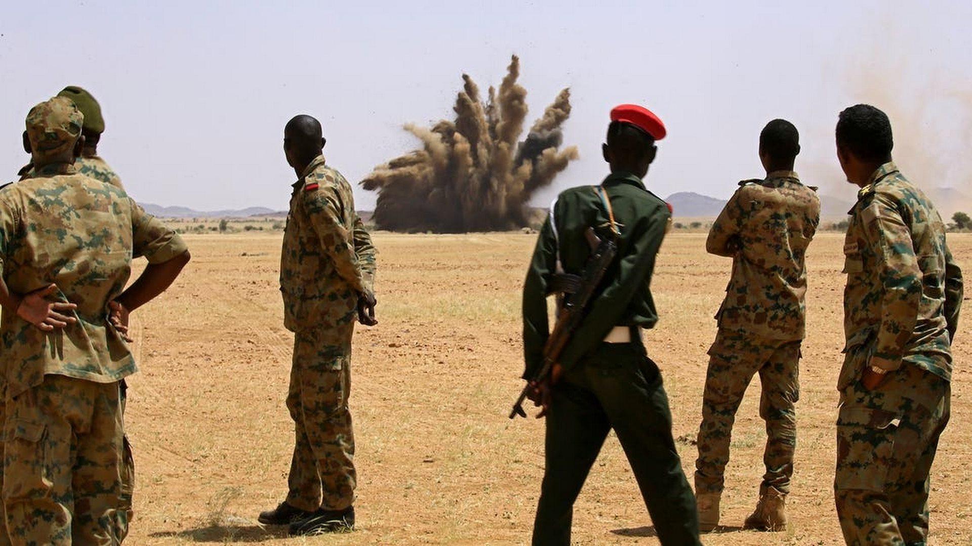 مسلحون إثيوبيون يؤججون الأزمة مع السودان