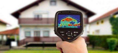 التصوير الحراري وسيلة فعالة لرصد النوافذ والأبواب