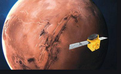 المريخ يتكلم عربي