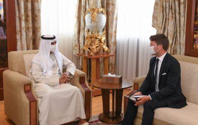 """نهيان بن مبارك: الإمارات قدمت نموذجاً استثنائياً في التصدي لـ """"كوفيد19"""""""