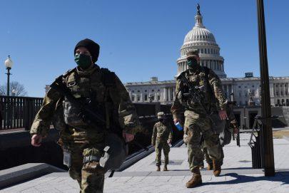 """الشرطة الأمريكية تحذّر من خطة لاقتحام """"الكونغرس"""""""