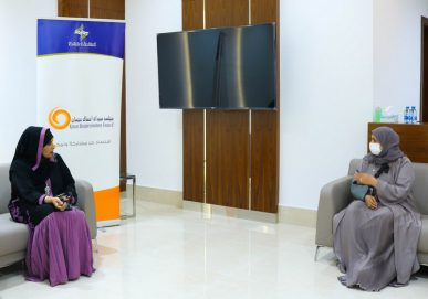 """""""سيدات أعمال أبوظبي عجمان"""" تبحثان تنفيذ مبادرات مشتركة"""