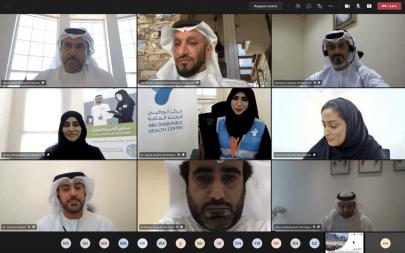 عبدالله بن محمد آل حامد ينقل تقدير القيادة للمشاركين في