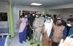 الإمارات تُشيد مستشفى الشيخ محمد بن زايد الميداني بالسودان لتعزيز جهودها في مكافحة