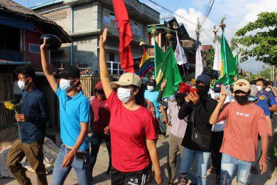 الانقلاب البورمي يهدد الملايين بشبح الجوع