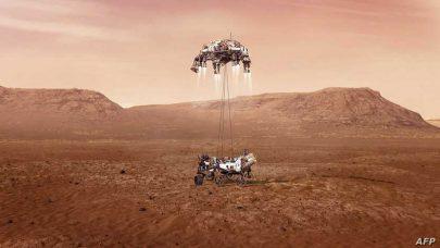"""""""ناسا"""" تنتج الأكسجين في المريخ لأول مرة"""