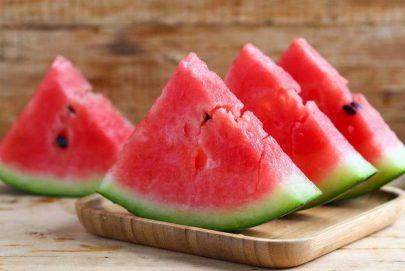 البطيخ يعزز المناعة ويرطب الجسم