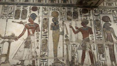 تقنية تكشف ملامح ملوك المصريين القدماء