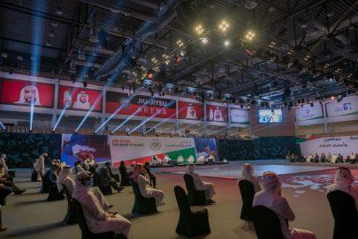 اتحاد الإمارات للجوجيتسو يستضيف أمسيةً رمضانية خاصة ببطولة أبوظبي العالمية لمحترفي الجوجيتسو