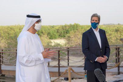 مبعوث الإمارات الخاص للتغير المناخي: مشاركة الإمارات في قمة القادة للمناخ تؤكد ريادتها في العمل المناخي