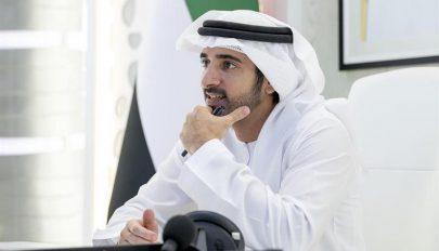حمدان بن محمد: ثقتنا كبيرة بشبابنا.. وتمكينهم في صدارة أولوياتنا