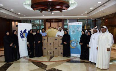 3500 أسرة متعففة تستفيد من المير الرمضاني لجمارك دبي
