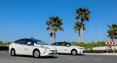 هيئة النقل بعجمان تسهم في الحفاظ على بيئة آمنة ومستدامة