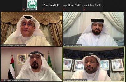 """شرطة دبي تناقش """"استباقية الخدمات الأمنية"""""""