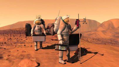 دراسة تؤكد احتمالية نشاط البراكين على المريخ