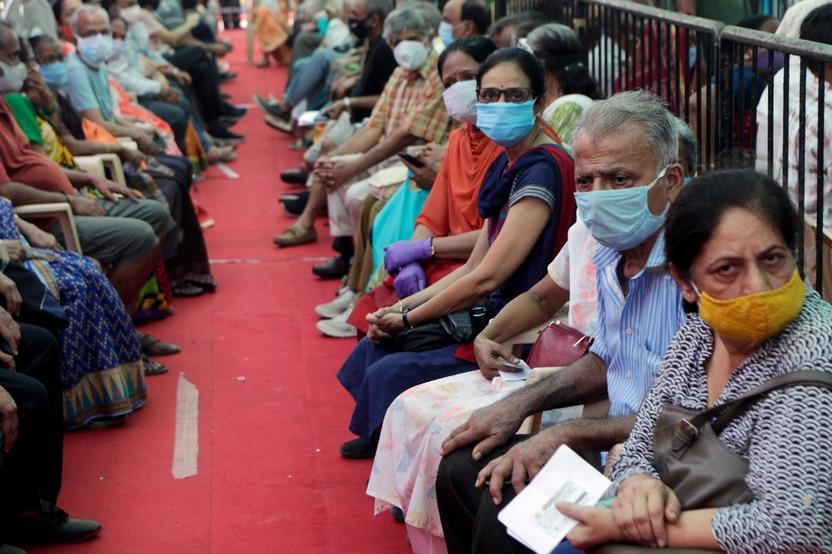 الوباء في الهند مشكلة العالم الآن