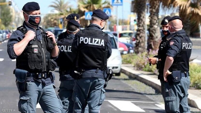 عملية أمنية واسعة في إيطاليا وبلدان أوروبية ضد مافيا