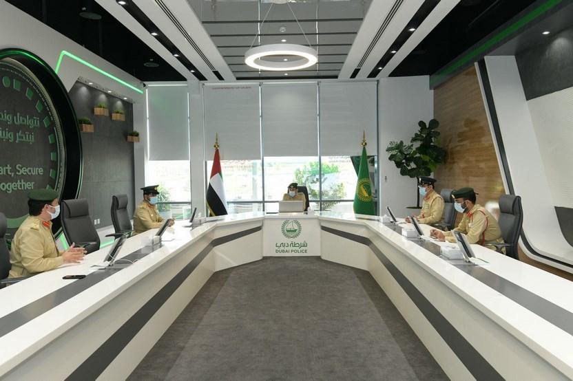 اعتماد 3 مشاريع معرفية تخدم العمل الأمني في دبي
