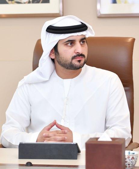 بمرسوم أصدره محمد بن راشد .. مكتوم بن محمد رئيساً لديوان حاكم دبي