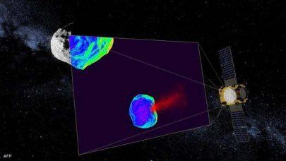 كويكبان عملاقان يقتربان من الأرض