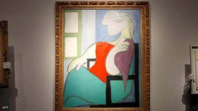 لوحة زيتية لبيكاسو تباع بـ100 مليون دولار