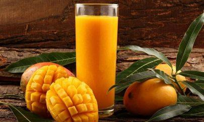عصير المانجو يعالج ضربة الشمس