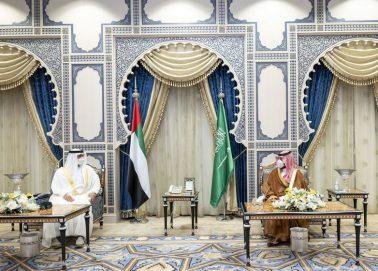 محمد بن زايد: العلاقات الأخويةالإماراتية السعودية قوية وراسخة