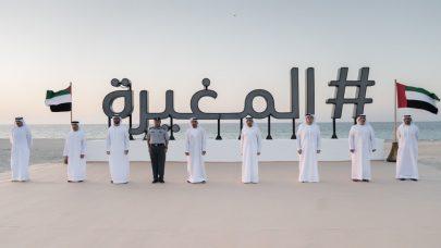 بتوجيهات رئيس الدولة ودعم محمد بن زايد ..حمدان بن زايد يدشن مشروع المغيرة السكني في مدينة المرفأ