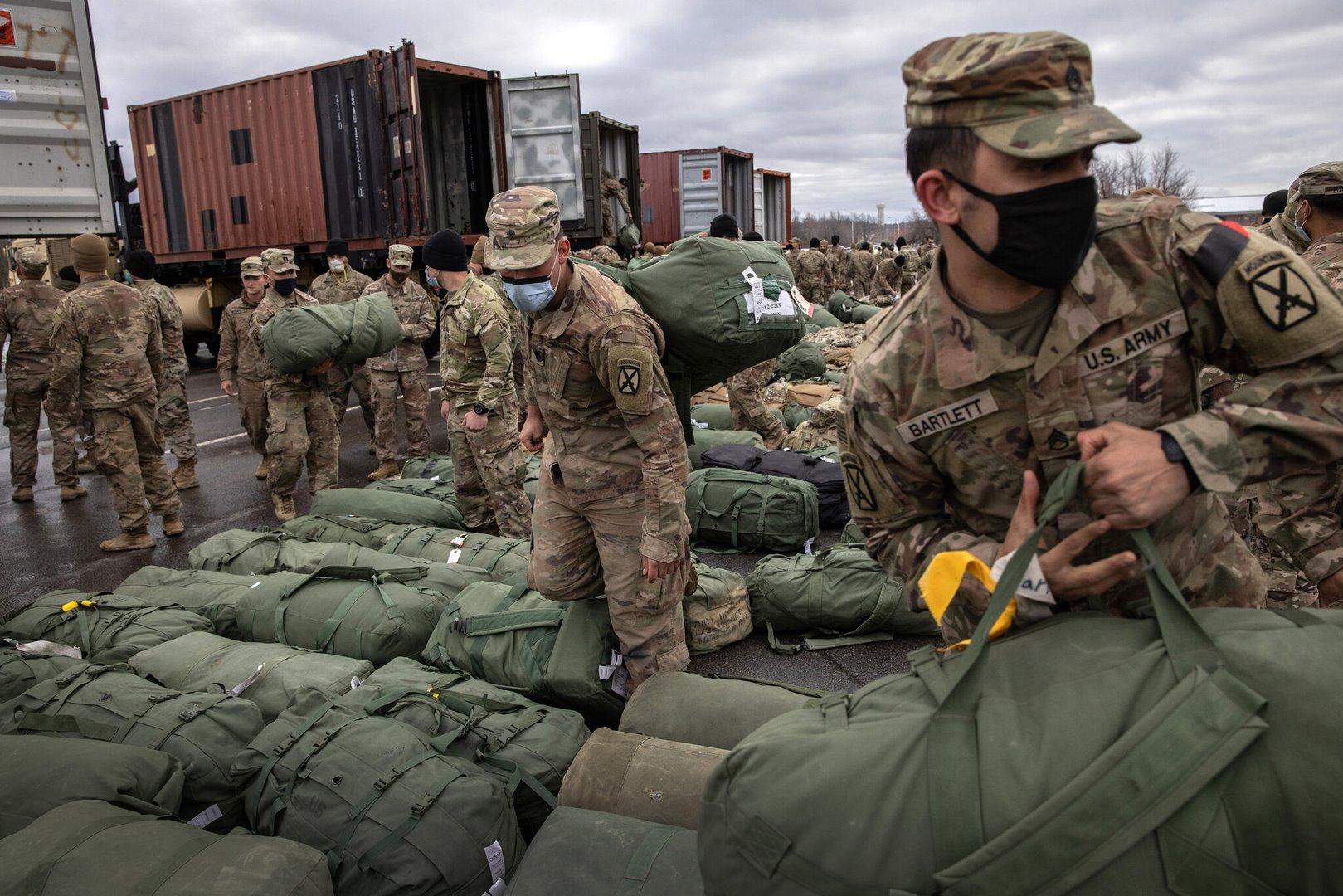 واشنطن تعتزم مساعدة أفغانستان منعاً لتحولها وكراً للإرهابيين