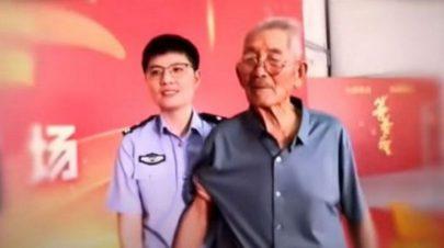 صيني مخطوف يلتقي بوالده لأول مرة منذ 58 عاماً