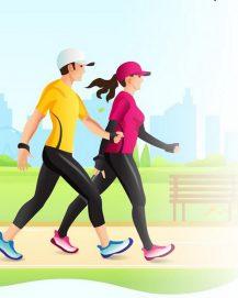 بلدية أبوظبي تنظم محاضرة توعوية لتشجيع أفراد المجتمع على ممارسة رياضة المشي