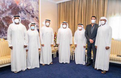 محمد بن حمد الشرقي: الأحداث الرياضية تعزز حضور الإمارات في المجال الرياضي على المستوى الدولي
