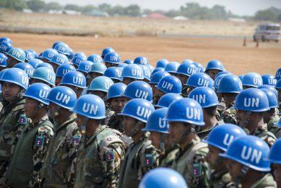 مقتل عسكري وإصابة جندي من القبعات الزرق بهجوم في أفريقيا الوسطى