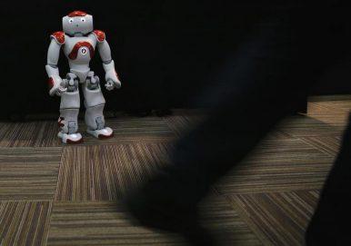 روبوت ينجح بالجري 5 كيلومتر بشحنة واحدة