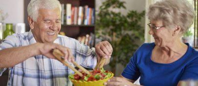 النظام الغذائي يتحمل مسؤولية ظهور أعراض الشيخوخة