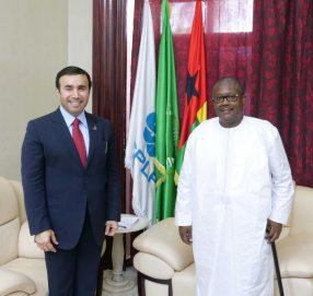 الإمارات وغينيا بيساو تبحثان تعزيز التعاون في المجالات الأمنية